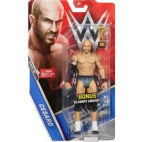 WWE Basic Series 67 Cesaro - Action Figure - BONUS Slammy Award!